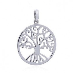 925 silver Tree of life pendant