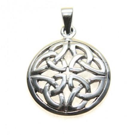 925 Silver Celtic Knot Pendant