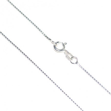 925 Sterling silver chain Box model