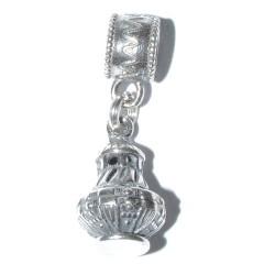 925 Silver Censer Charm
