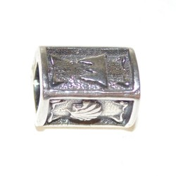 925 silver Several Way of Saint James Symbols charm